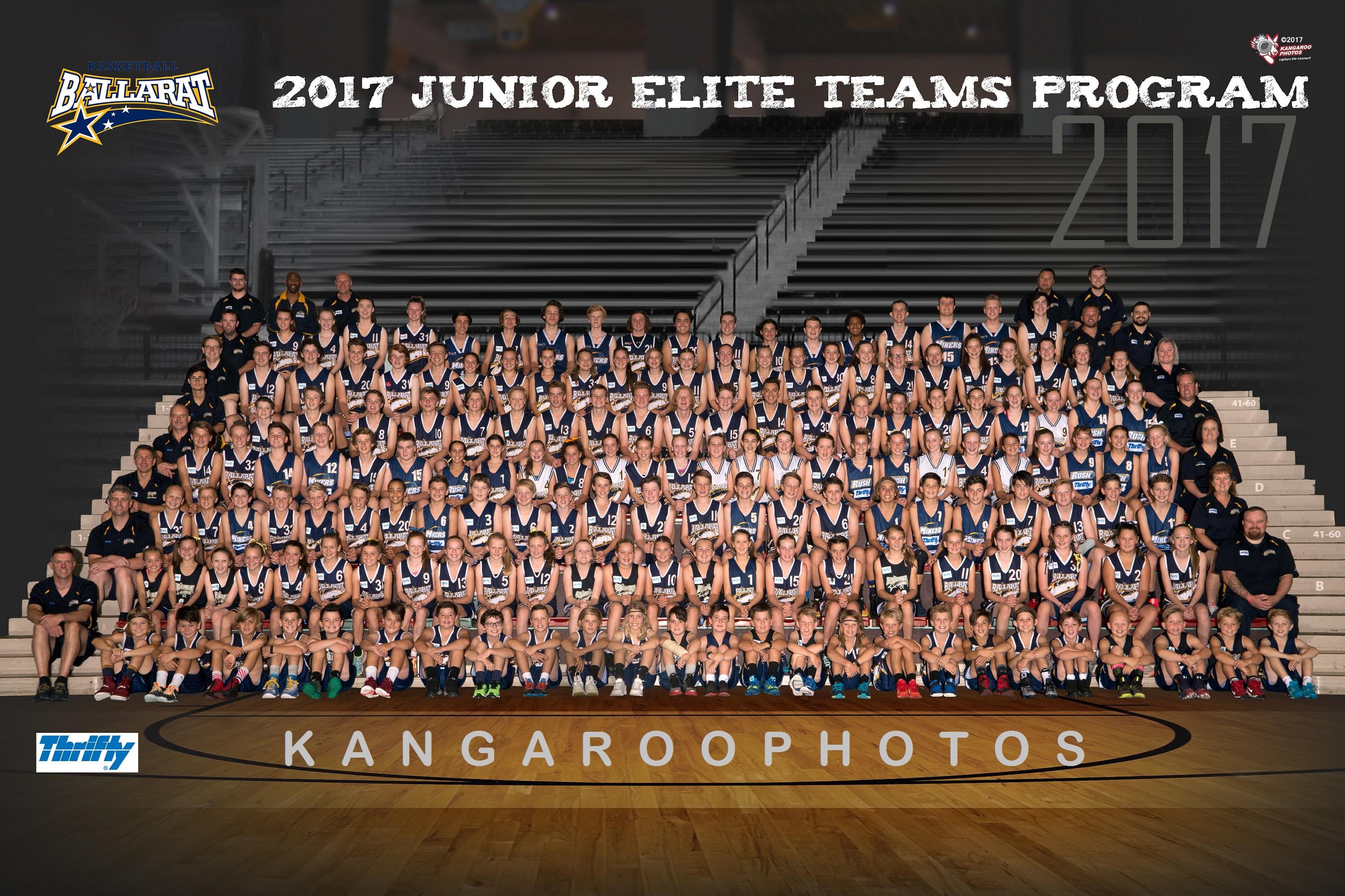 4600 Ballarat BB 2017 squad poster - Copy