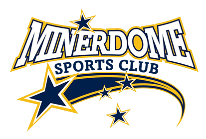 Minerdome Sports Club blue small