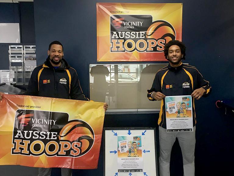Aussie Hoops 2