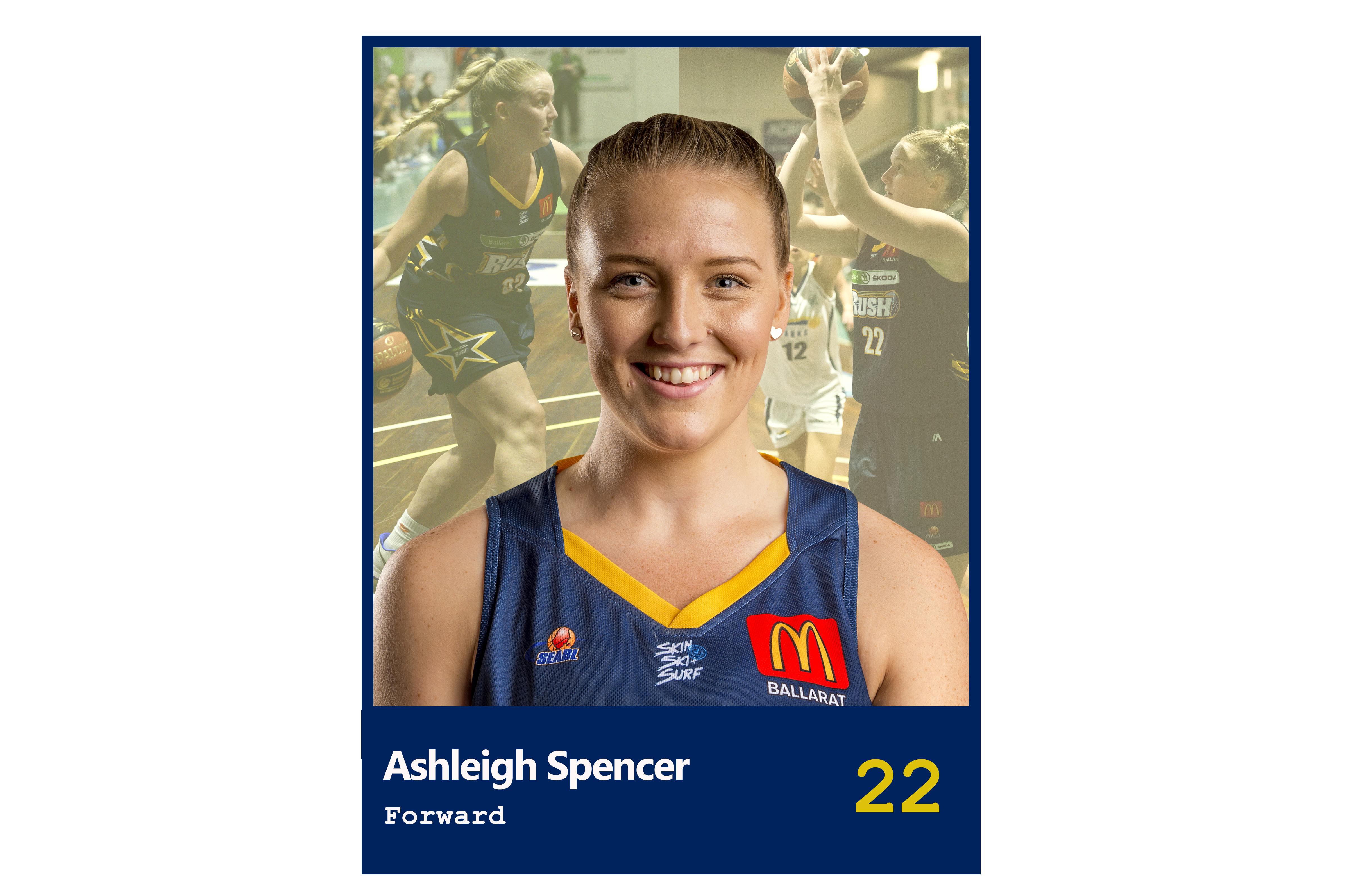 Ashleigh Spencer
