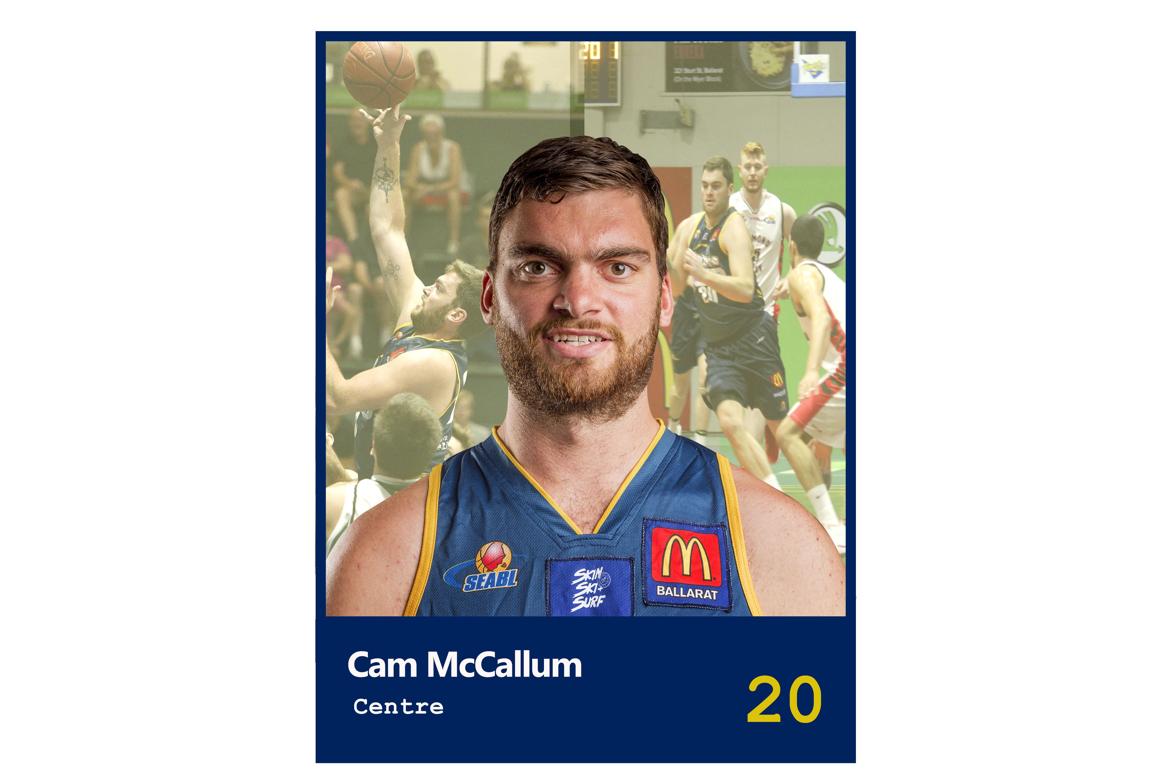 Cam McCallum
