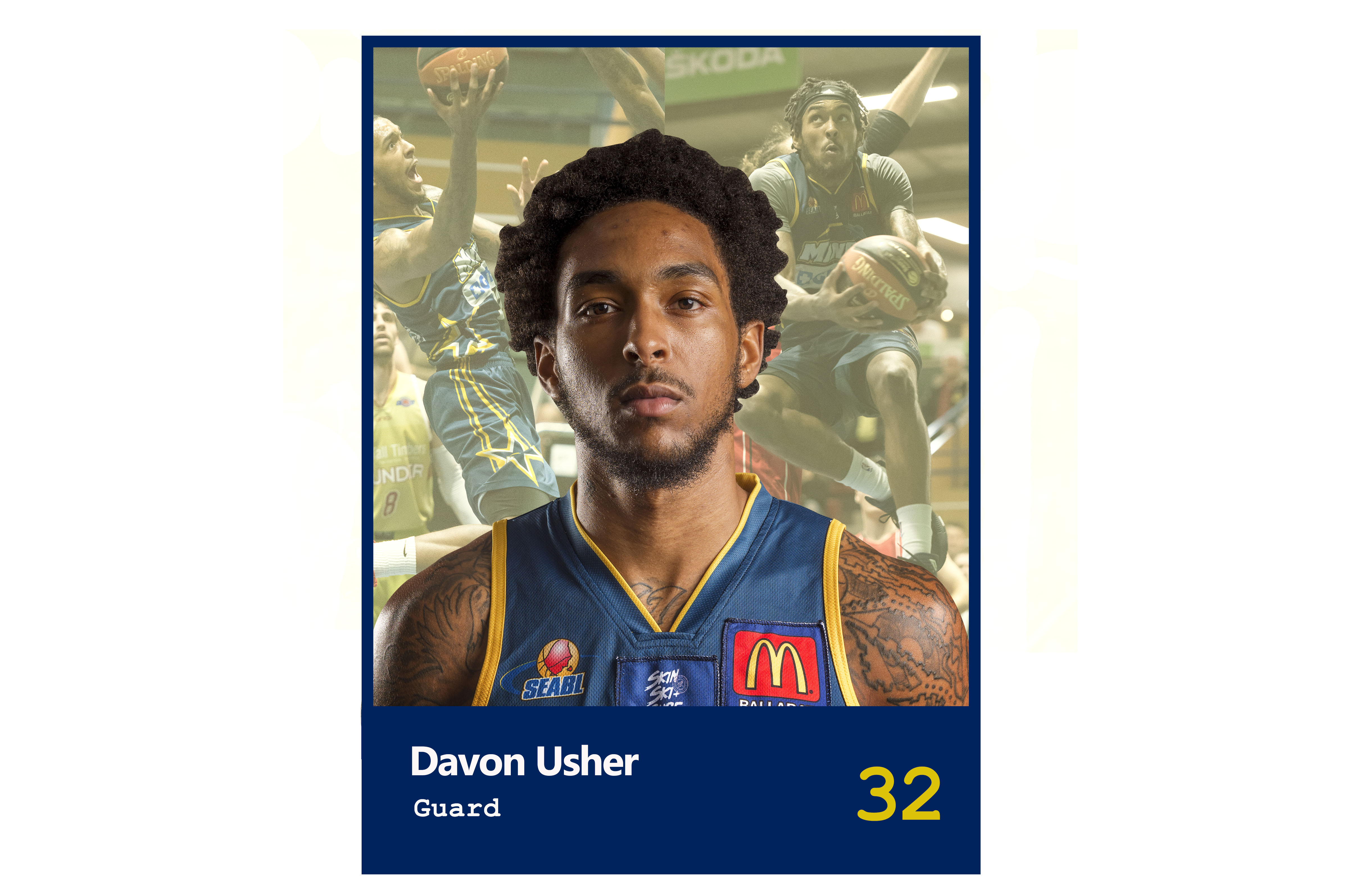 Davon Usher