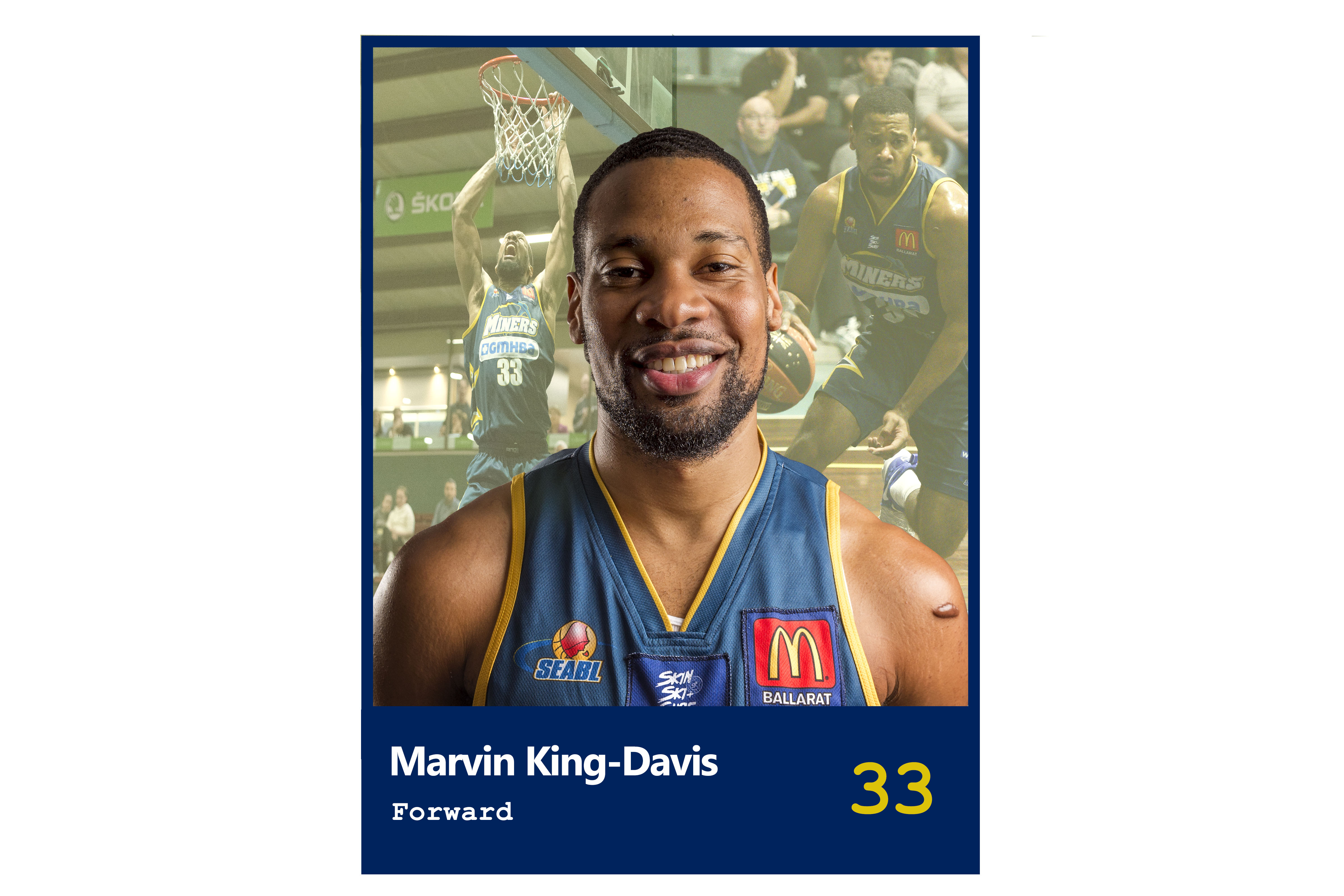 Marvin King-Davis Website edit