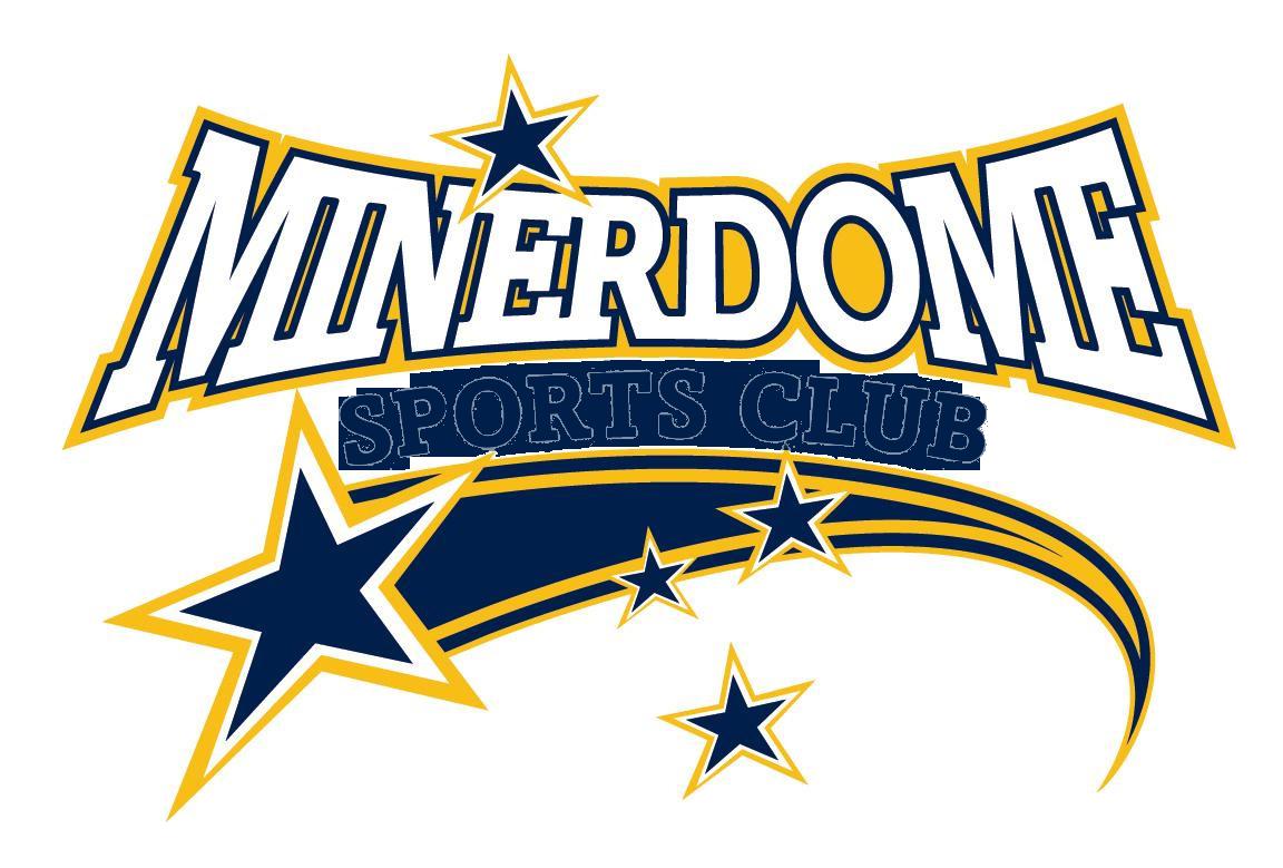 Minerdome Sports Club blue