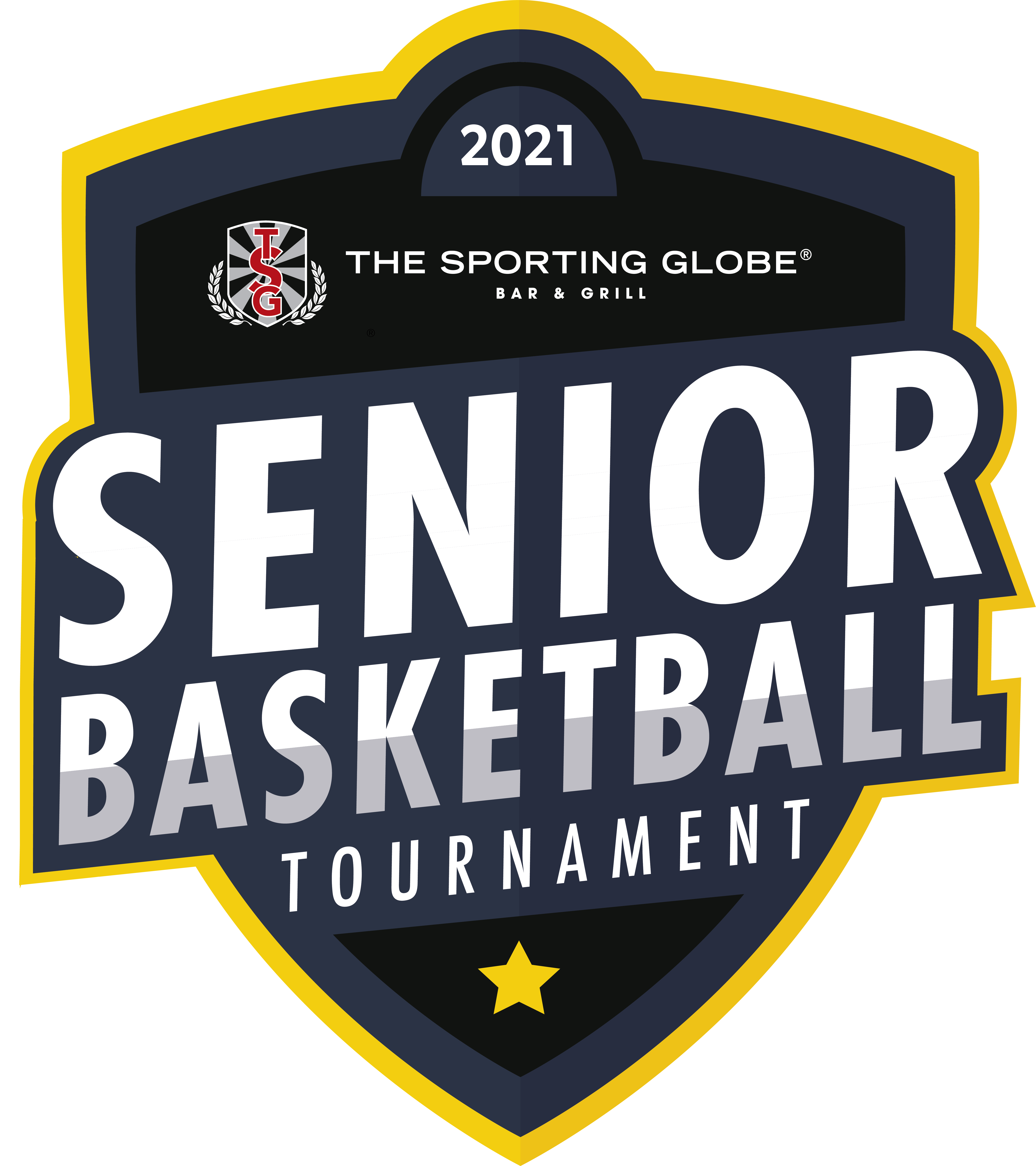 Sporting Globe Ballarat Senior Tournament Logo 2021